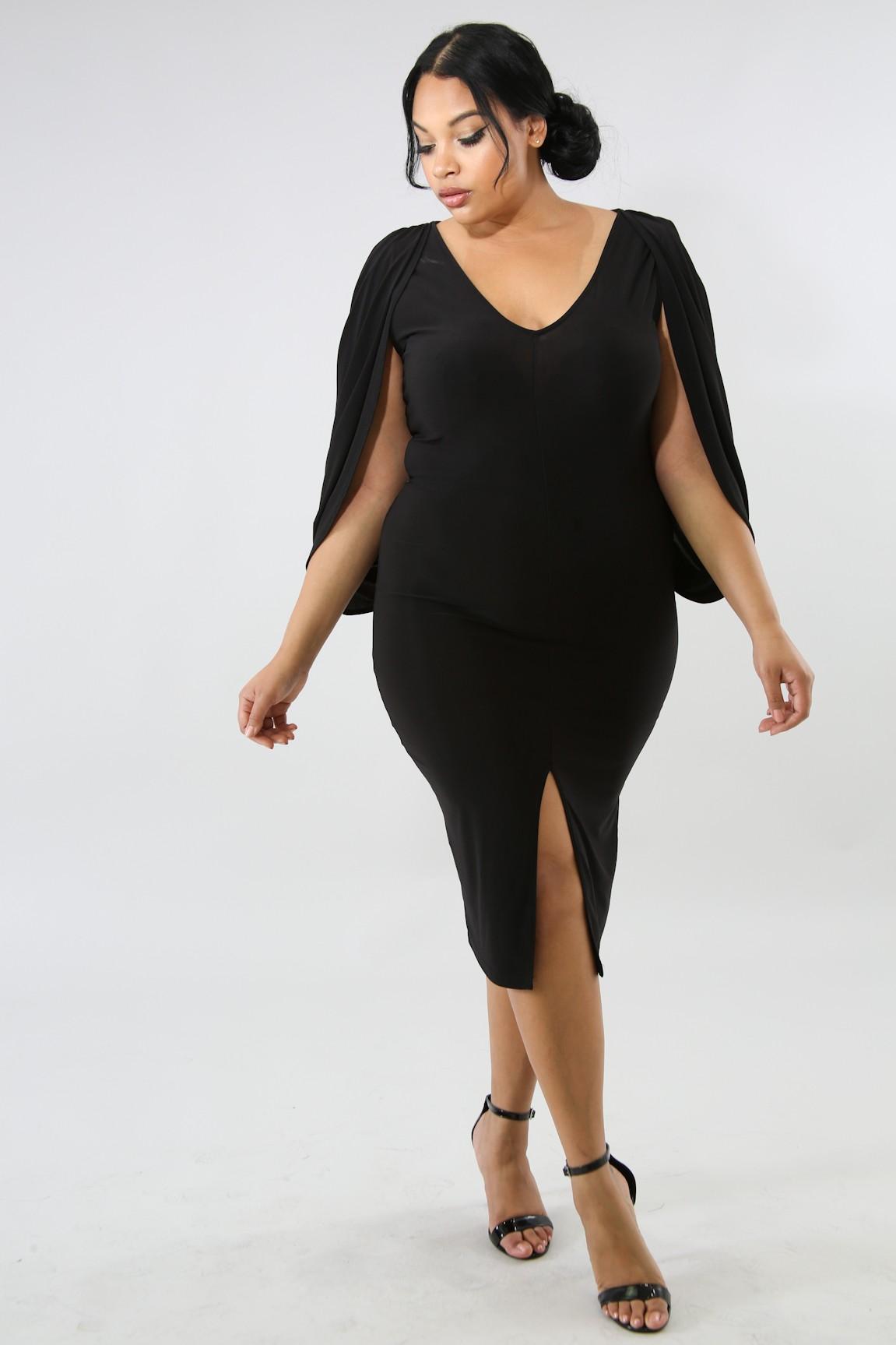 Elegant Jay Dress