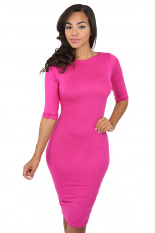 Not So Simple Bodycon Dress