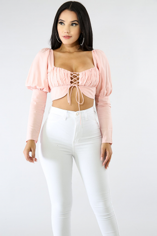 Pilgrim Crop Top