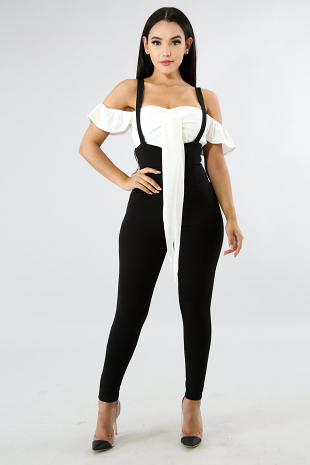 Anywhere Overalls Jumpsuit