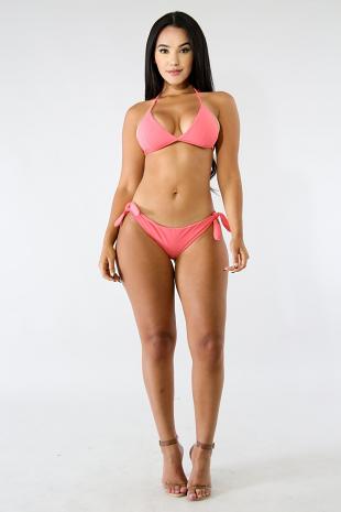 Oceanic Touch Bikini Set