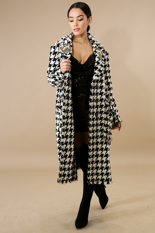 Madam Wool Coat