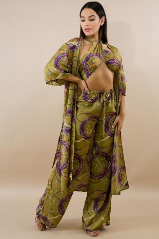 Kimono Chain Set