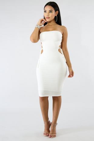Tine Tiny Body-Con Dress