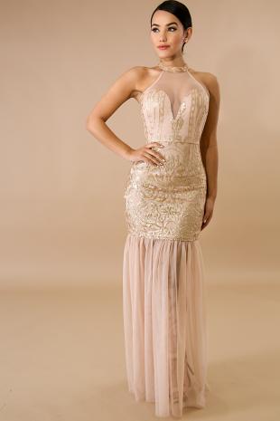Egyptian Maxi Dress