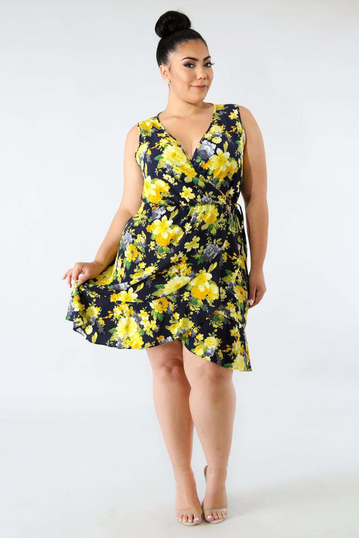 Sunny Day Mini Dress