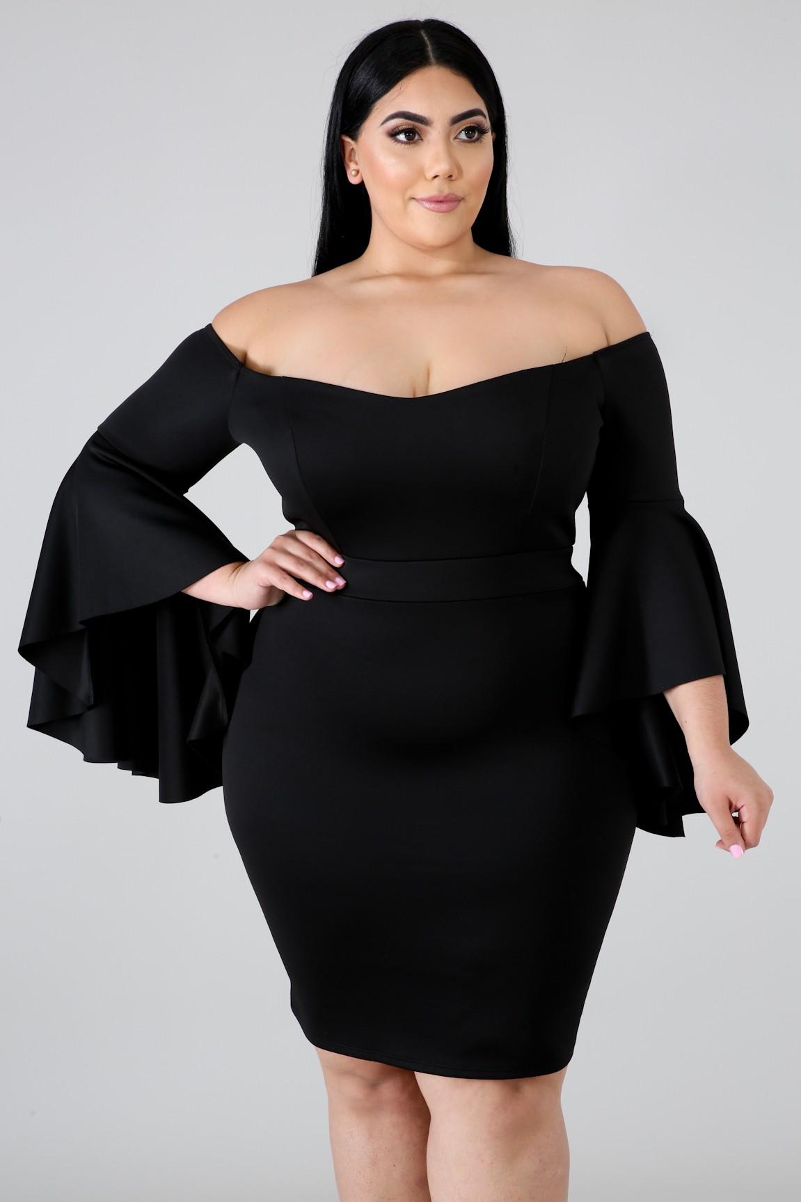 Elegance Glam Dress