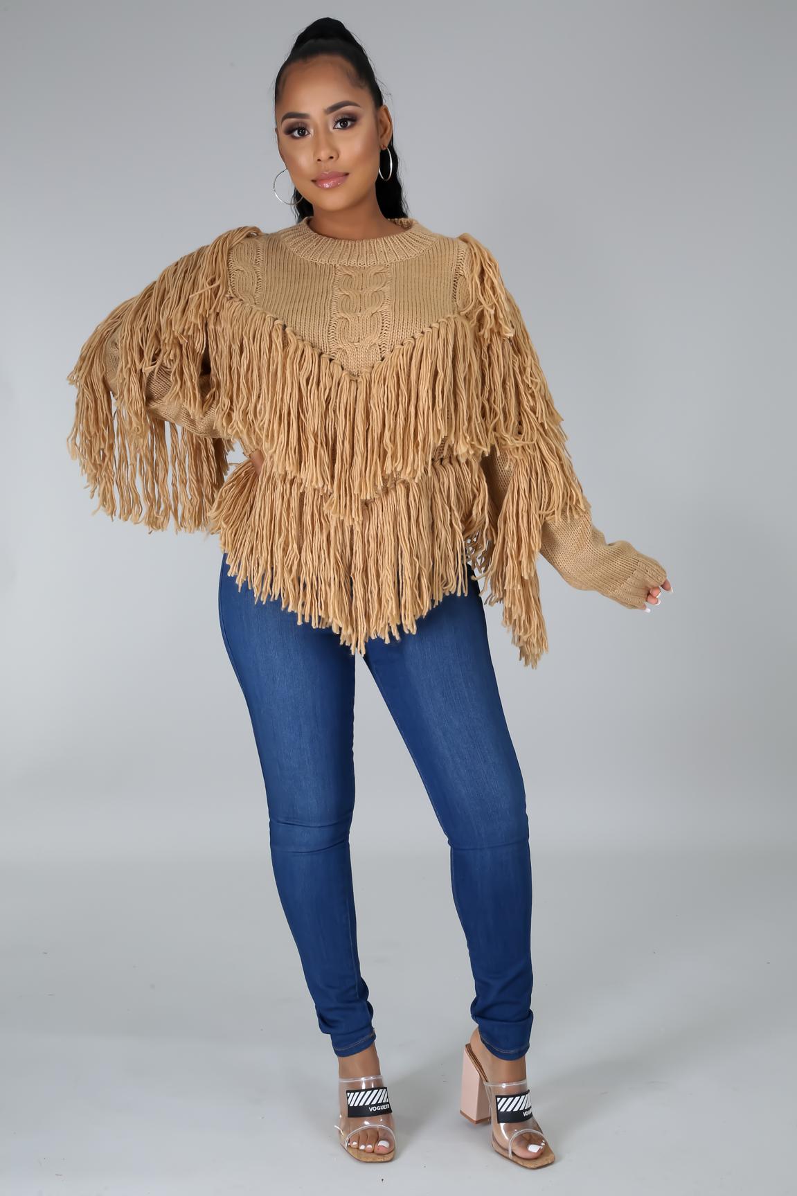Bonfire Date Sweater