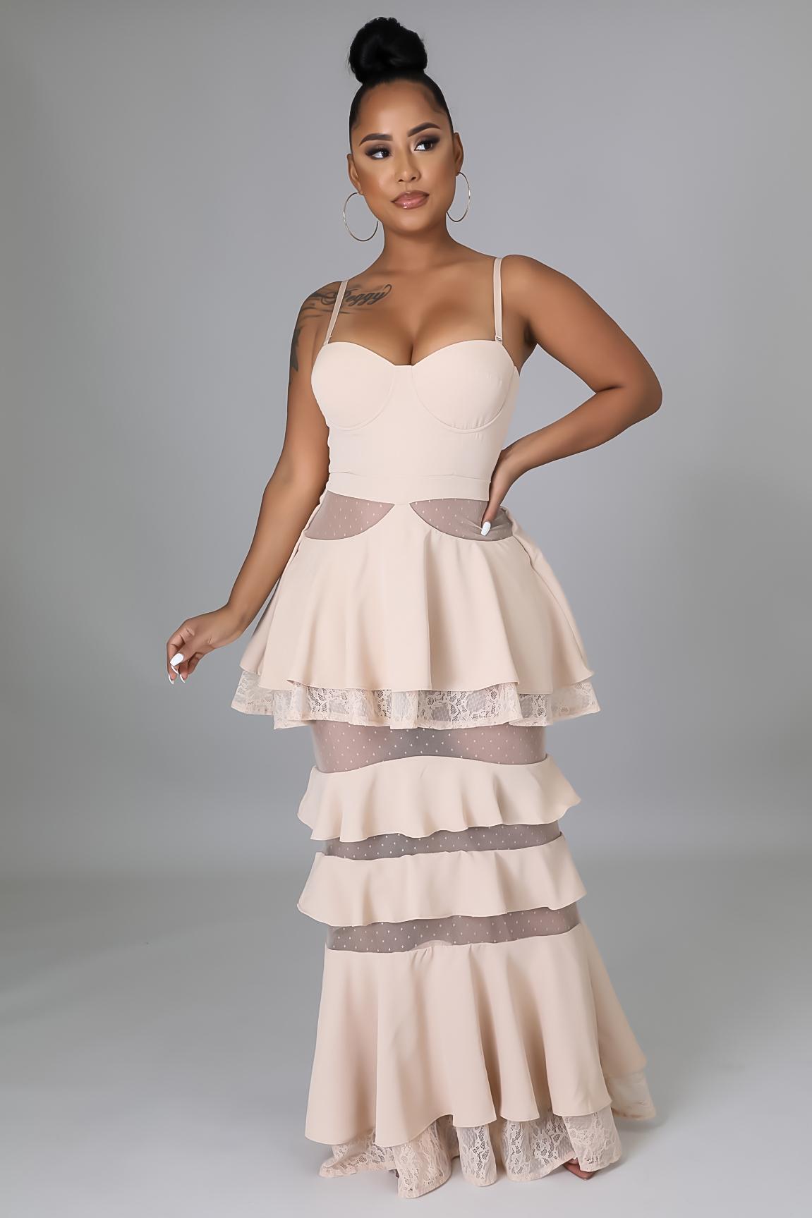 Ocean Ave Dress