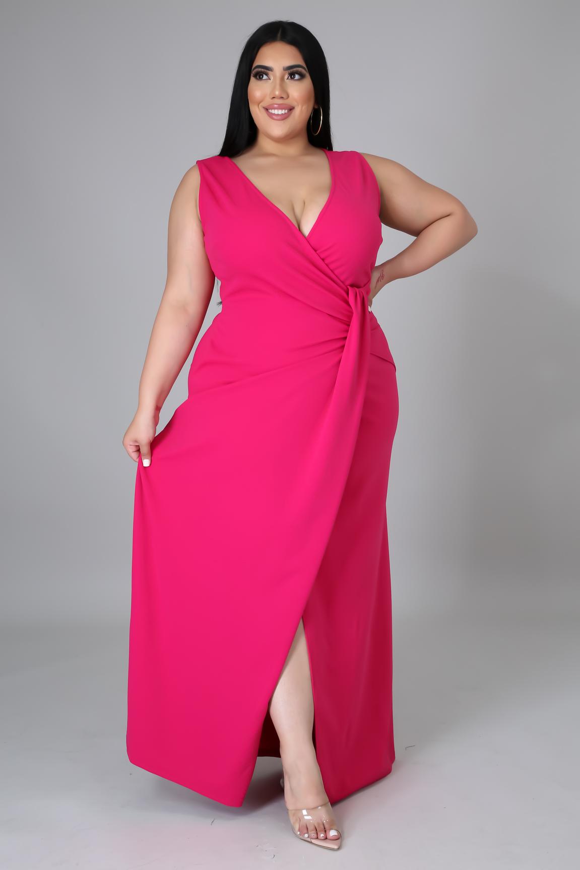 Treat Yourself Gal Dress