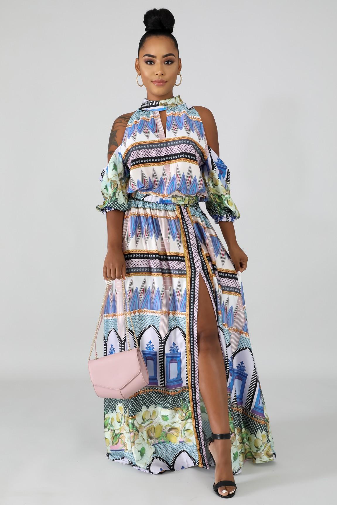 Palace Skirt Set