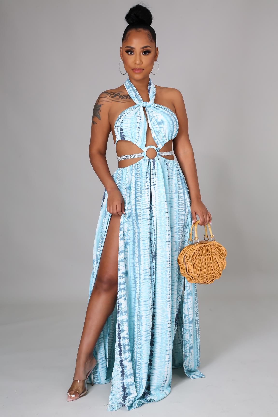 Ocean Soul Dress