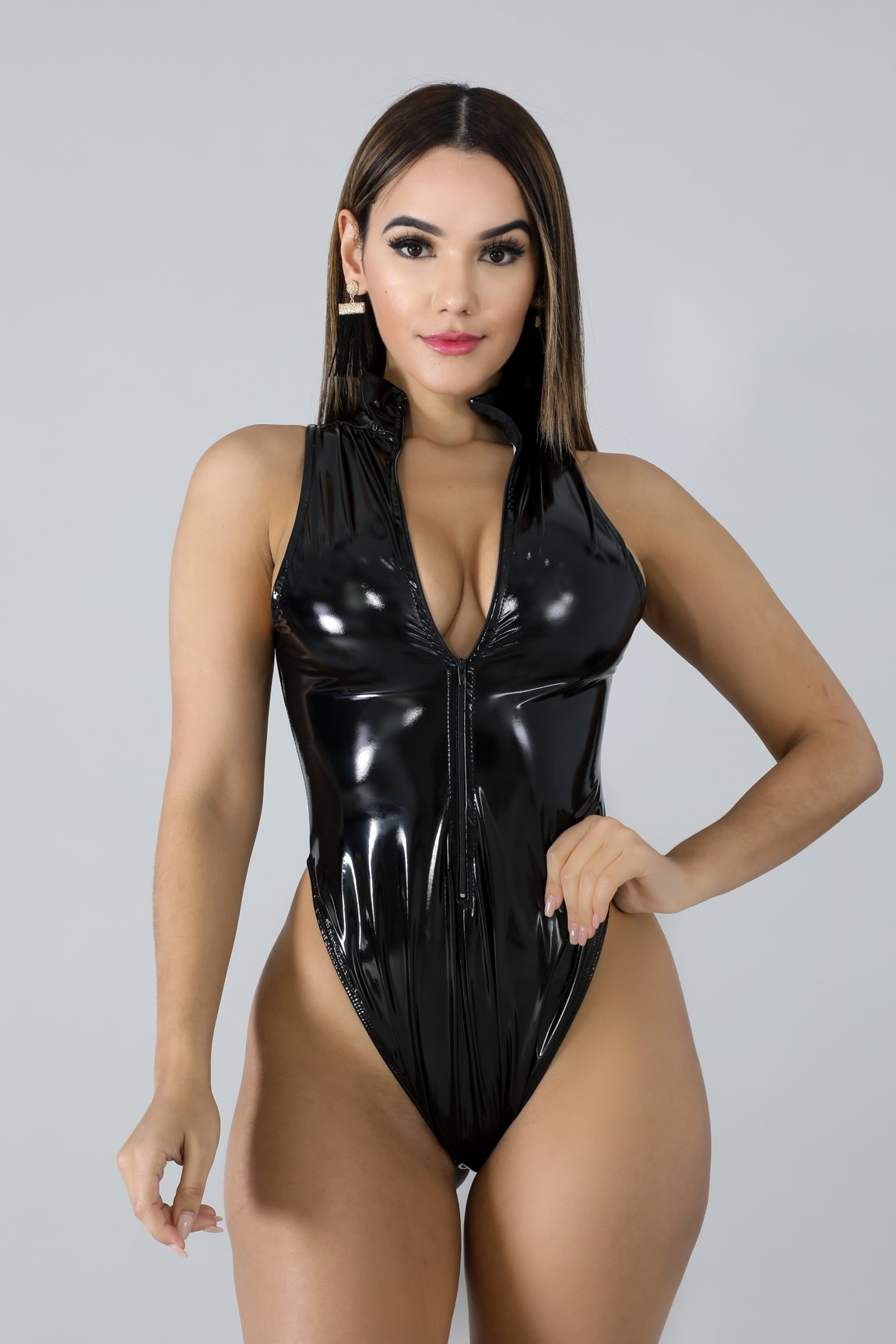 Latex Bodysuit