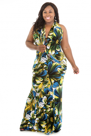 Aloha Convertible Dress