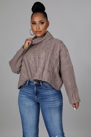 Cuddle Days  Sweater