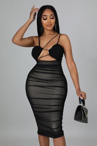 Movin' On Babe Dress