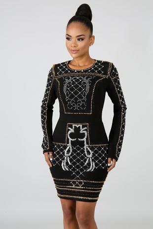 High Density Body-Con Dress