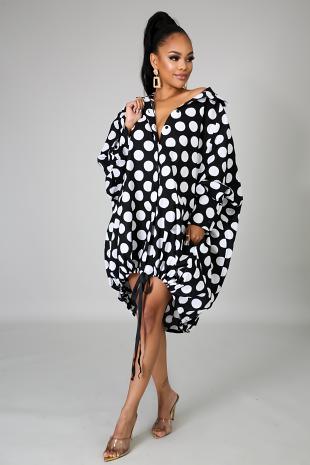 Your Polka Dot Dress