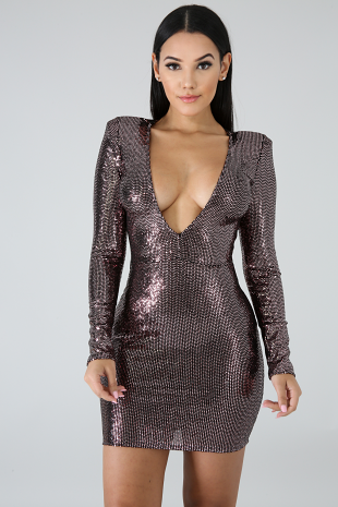 Make It A Glam Dress