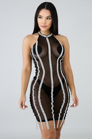 All I Want Is U Dress