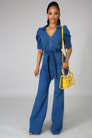 Never Disappoint Jumpsuit