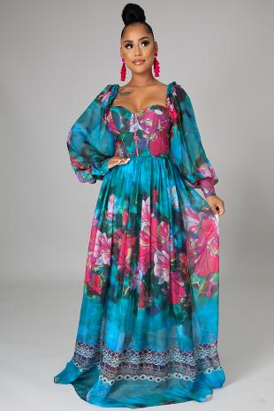 Jaliyah Dress