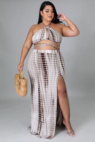 Estelle Love Skirt Set