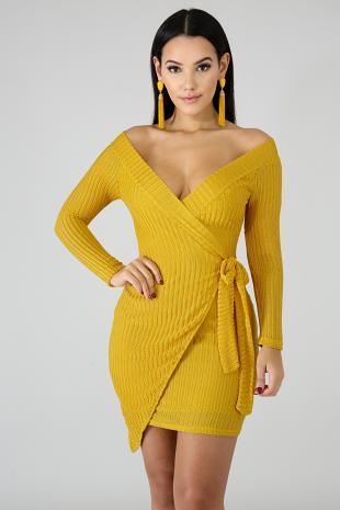 Bella Body-Con Dress