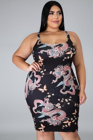 Orient Made Dress