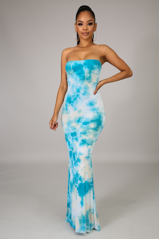 Water Glam Mermaid Dress