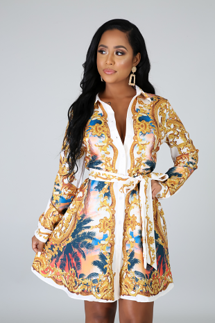 In Paradise Dress