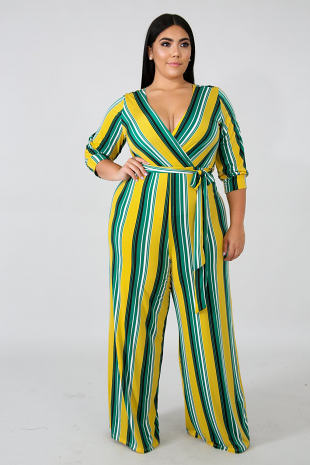 Meadow Palazzo Jumpsuit
