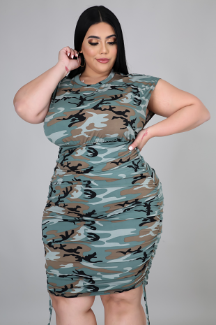 In The Wilderness Dress