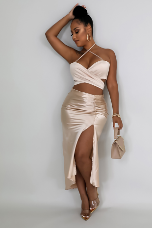 Luxe Attraction Skirt (Skirt Only)