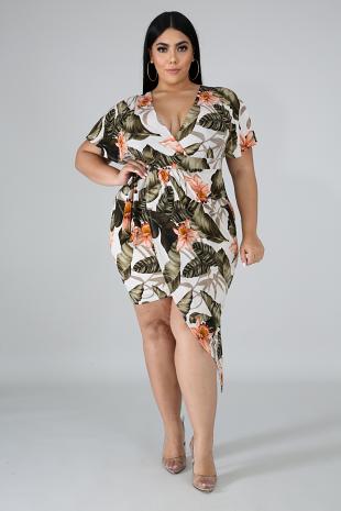Peachy Smooth Dress