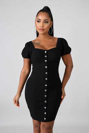 Darling Body-Con Dress