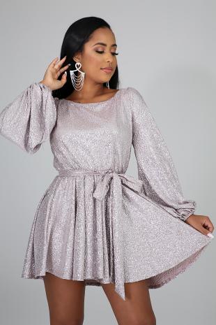 Radiant Shine Dress