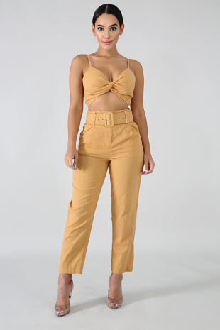 Elevated Pant Set