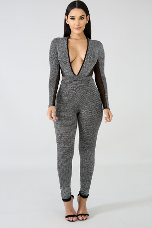 Lil' Momma Jumpsuit