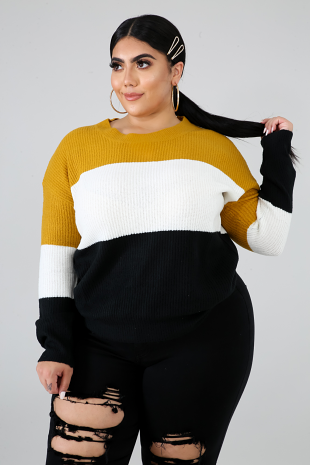 Knit Cozy Sweater