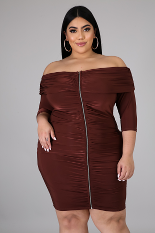 Take Me On A Date Dress
