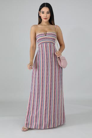 Tube Sweets Maxi Dress