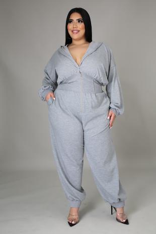 Stylish In Comfort Jumpsuit