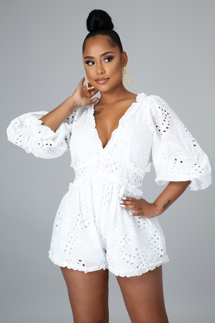 Play With Me Baby Romper