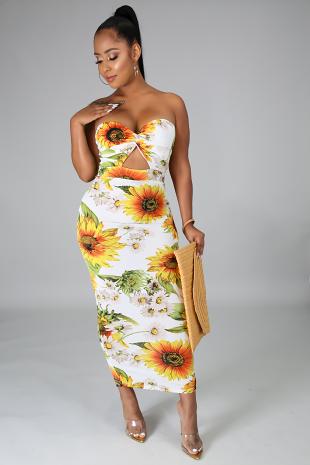 Summer Bloom Dress