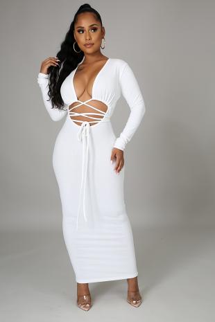Know My Worth Dress