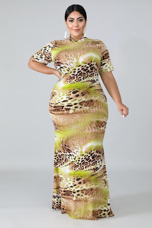 Feisty Mermaid Dress