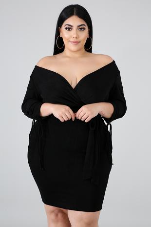 Curve Body-Con Dress