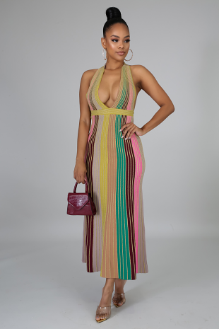 Marilyn Flare Dress