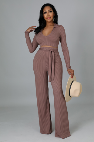 Can't Deny Me Pant Set